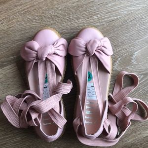 Fenty By Rihanna Puma Sandals Size 7.5